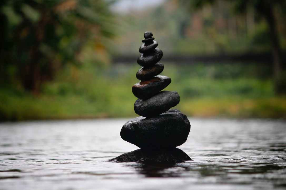 amazing balance blur boulder